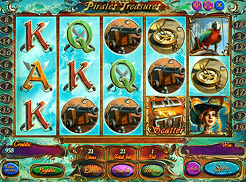 Pirates Treasures 4