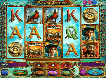 Pirates Treasures 6
