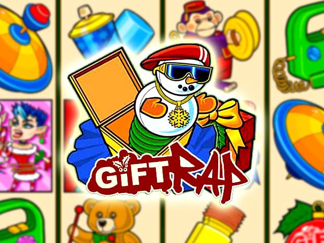 Gift Rap (Microgaming) игровой автомат о Рождестве и рэпе